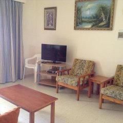 Апартаменты Rododafni Beach Apartments комната для гостей фото 4