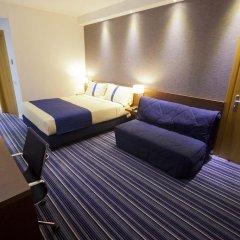 Отель Holiday Inn Express Rome - East 4* Стандартный номер с различными типами кроватей фото 3