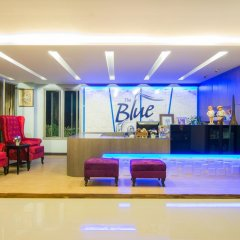 Отель The Blue спа фото 2