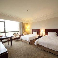 Отель Tongli Lakeview Hotel Китай, Сучжоу - отзывы, цены и фото номеров - забронировать отель Tongli Lakeview Hotel онлайн комната для гостей фото 4