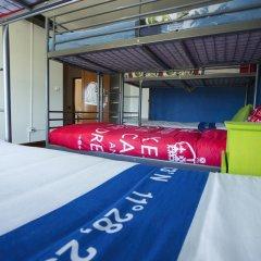 Отель Next Level Surf Camp спортивное сооружение