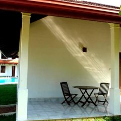 Отель Hasara Resort Бентота балкон
