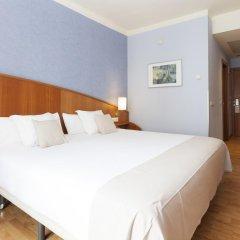 Delfin Hotel 4* Стандартный номер двуспальная кровать фото 3