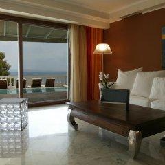 Отель Danai Beach Resort Villas 5* Вилла с различными типами кроватей фото 5