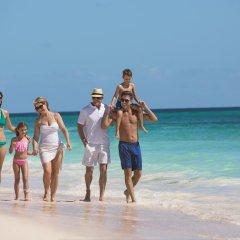 Отель Now Garden Punta Cana All Inclusive Доминикана, Пунта Кана - 1 отзыв об отеле, цены и фото номеров - забронировать отель Now Garden Punta Cana All Inclusive онлайн пляж фото 2