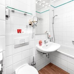 Leonardo Hotel Munich City North ванная