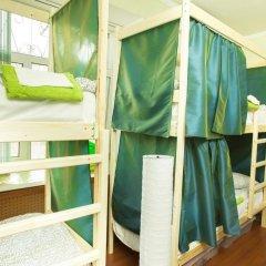 Грин Хостел Кровать в мужском общем номере с двухъярусными кроватями фото 2