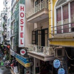 Hanoi Backpackers Hostel The Original 2* Кровать в общем номере фото 5