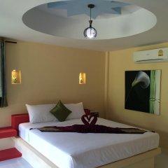 Отель Angel Green Garden Bungalows 3* Стандартный номер