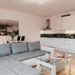 Отель EXCLUSIVE Aparthotel Улучшенные апартаменты с различными типами кроватей фото 23