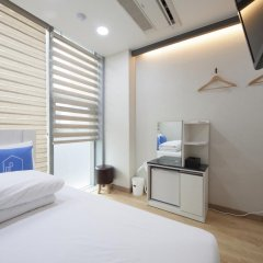 Stay 7 - Hostel (formerly K-Guesthouse Myeongdong 3) Стандартный номер с двуспальной кроватью фото 5