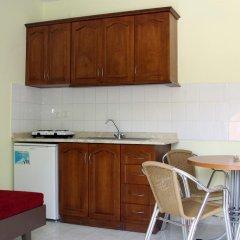 Апартаменты Can Apartments в номере
