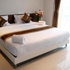 Отель I Am Residence 3* Студия Делюкс с двуспальной кроватью фото 10