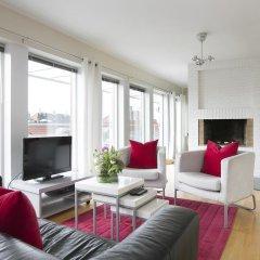 Hotel Copenhagen Apartments 2* Апартаменты с различными типами кроватей фото 9