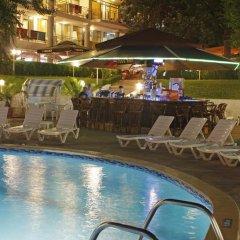 Отель Perla Болгария, Варна - 2 отзыва об отеле, цены и фото номеров - забронировать отель Perla онлайн бассейн фото 2