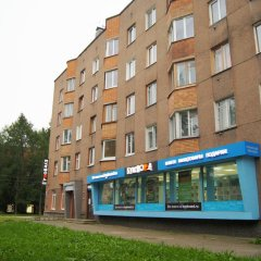 Гостиница Oktjabrski Prospect 7 городской автобус