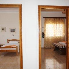Отель Villa Marku Soanna Албания, Ксамил - отзывы, цены и фото номеров - забронировать отель Villa Marku Soanna онлайн комната для гостей фото 5