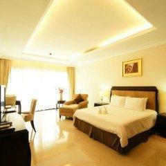 Отель LK Legend 4* Студия с различными типами кроватей фото 6