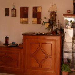 Hotel Alexandros Ситония интерьер отеля