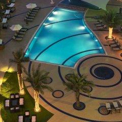Отель Le Royal Meridien Abu Dhabi бассейн