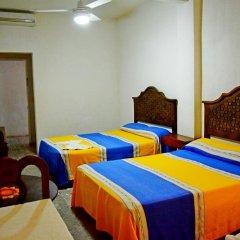Hotel Corona Zihua 3* Стандартный номер фото 12