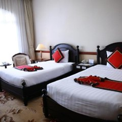 Sammy Dalat Hotel 3* Номер Делюкс с различными типами кроватей фото 8