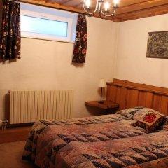 Гостевой Дом Рай - Ski Домик Номер категории Эконом с различными типами кроватей