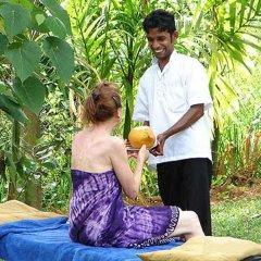 Отель SeethaRama Ayurveda Resort Шри-Ланка, Берувела - отзывы, цены и фото номеров - забронировать отель SeethaRama Ayurveda Resort онлайн бассейн фото 2