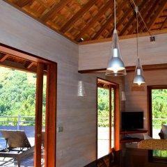 Отель Villa Honu by Tahiti Homes Французская Полинезия, Муреа - отзывы, цены и фото номеров - забронировать отель Villa Honu by Tahiti Homes онлайн бассейн фото 3