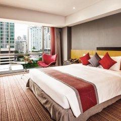 Отель BelAire Bangkok 4* Улучшенный номер