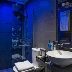 Отель Happy Cretan Suites Полулюкс с различными типами кроватей фото 7