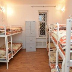 Хостел Абрикос Кровать в общем номере с двухъярусными кроватями фото 8