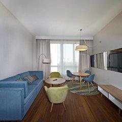 Гостиница Holiday Inn Moscow Seligerskaya 4* Представительский люкс с разными типами кроватей фото 2
