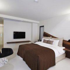 Snow hotel 3* Люкс с различными типами кроватей фото 10