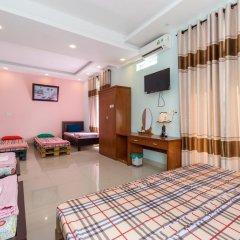 Отель Quynh Long Homestay 3* Кровать в общем номере с двухъярусной кроватью