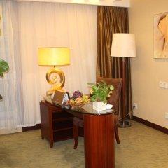 Donlord International Hotel 5* Номер Делюкс разные типы кроватей фото 5