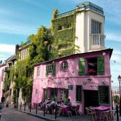Отель Studios Paris Bed & Breakfast Le Jardin de Montmartre Париж фото 3