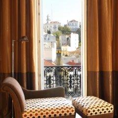 Отель Heritage Avenida Liberdade, a Lisbon Heritage Collection 4* Стандартный номер с различными типами кроватей фото 6
