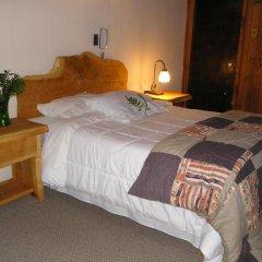 Отель Termas Malleco 3* Бунгало с различными типами кроватей