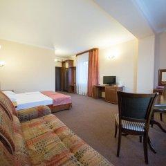 Аврора Отель 3* Люкс с различными типами кроватей фото 4
