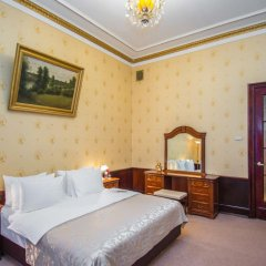 Легендарный Отель Советский 4* Апартаменты разные типы кроватей фото 9