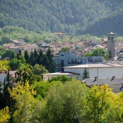 Отель Ruskovets Resort & Thermal SPA Болгария, Добринище - отзывы, цены и фото номеров - забронировать отель Ruskovets Resort & Thermal SPA онлайн приотельная территория