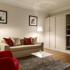 Отель NH Collection Brussels Centre 4* Люкс с разными типами кроватей фото 6