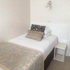 Crescent Hotel 3* Стандартный номер с различными типами кроватей (общая ванная комната)