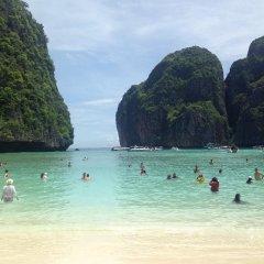 Отель Baan Phil Guesthouse пляж фото 2