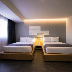 Hotel Perla Central 3* Стандартный номер с различными типами кроватей фото 6