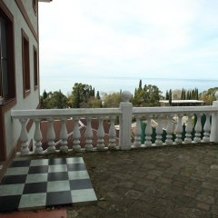 Гостевой Дом Мамзышха Стандартный номер с различными типами кроватей фото 12