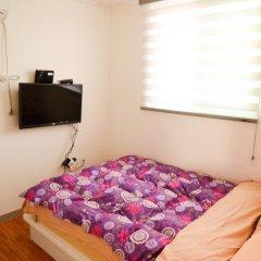 YaKorea Hostel Dongdaemun Стандартный номер с двуспальной кроватью фото 3