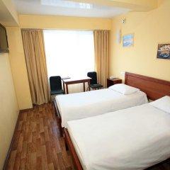 Гостиница Дискавери Стандартный номер с 2 отдельными кроватями фото 2