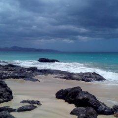 Отель Puerto Caleta пляж
